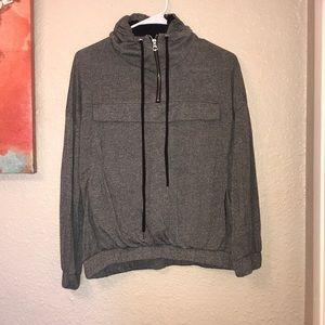 Zara 1/2 zip pullover